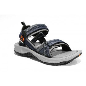 SOURCE Comfort Gobi Sandalen Heren, blue